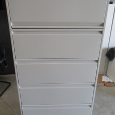 Knoll 5 Drawer Lateral File