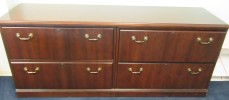 Kimball Double Lateral File Credenza