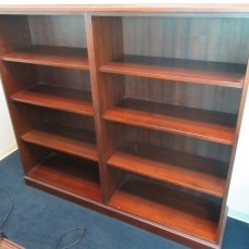 Kimball Double Bookcase