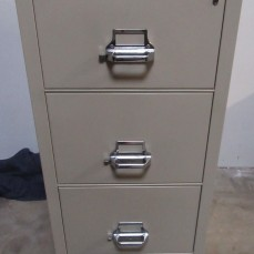 FireKing 4 Drawer Fire File