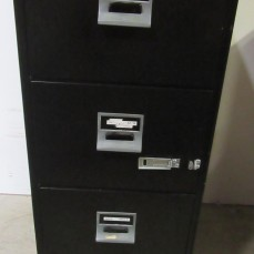 Victor 4 Drawer Vertical Fire File
