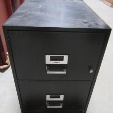 Diebold 2 Drawer Vertical File