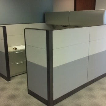 Steelcase Work Stations