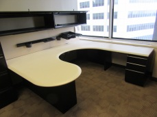 Knoll Private Office Work Station