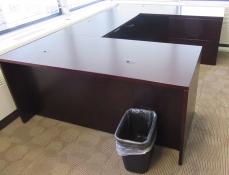 U Unit Desk